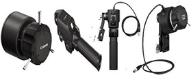 Canon Broadcast ENG EFP Pro Video Lens Accessories
