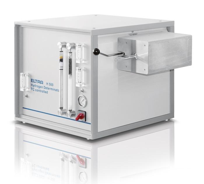 氫分析儀 Hydrogen Analyzer H-500 Hydrogen Determinator