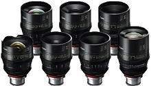 Canon CINEMA Lens Lineup