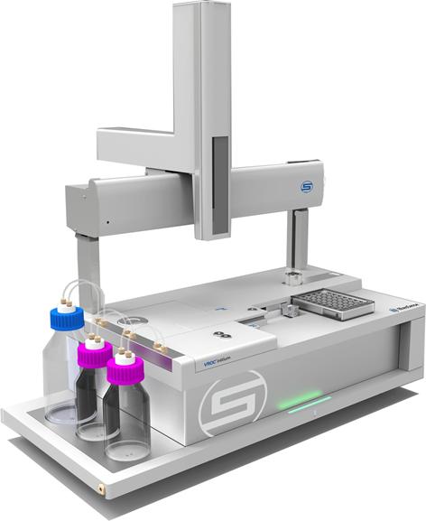 自動化微流體黏度分析儀 VROC initium